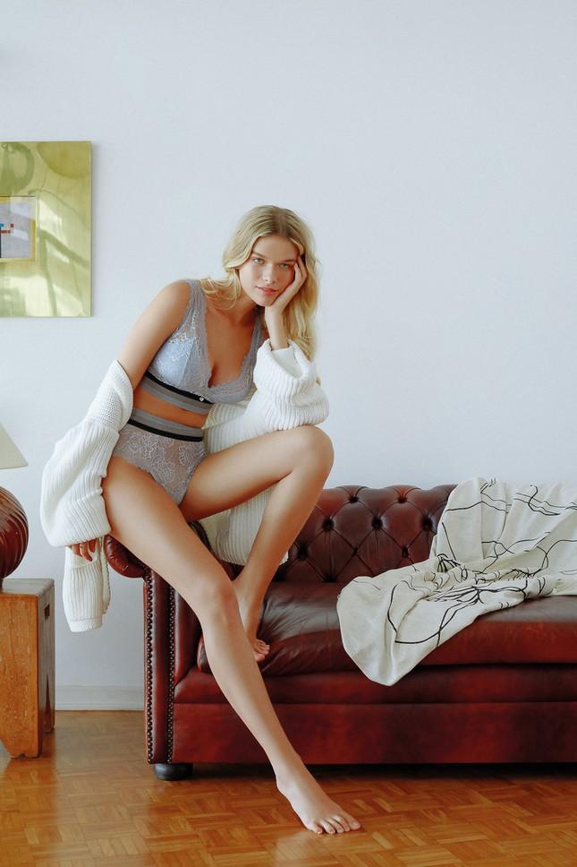 Vẻ đẹp tươi tắn đầy sức sống của người mẫu đôi mươi Eloiza Farias ảnh 9