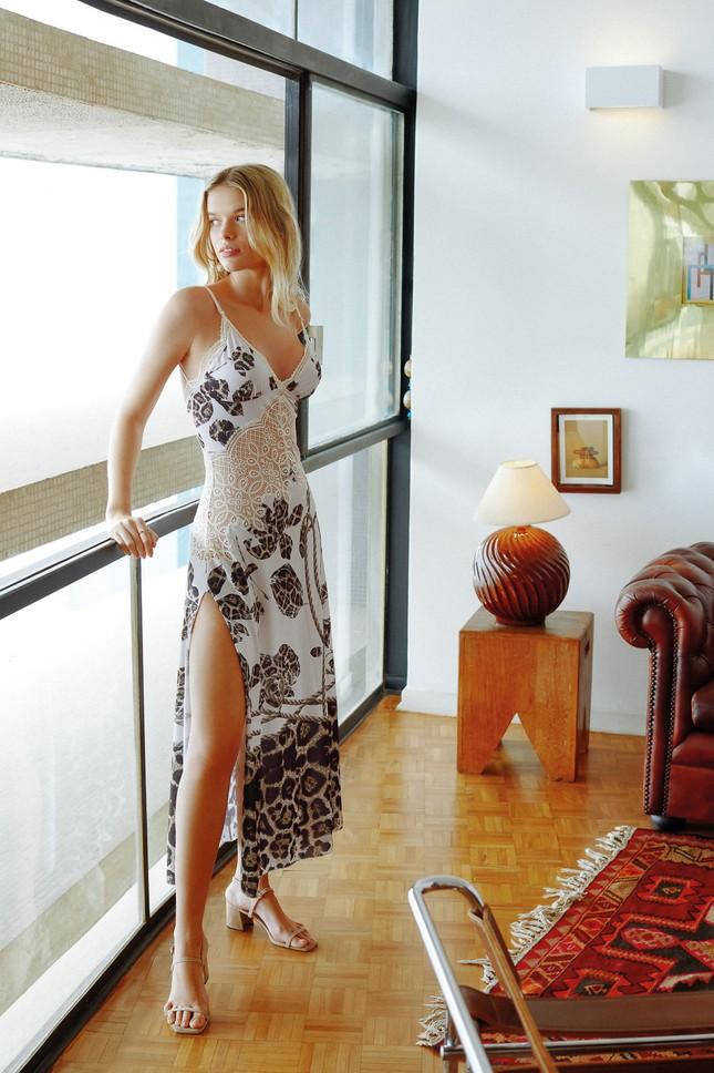 Vẻ đẹp tươi tắn đầy sức sống của người mẫu đôi mươi Eloiza Farias ảnh 10