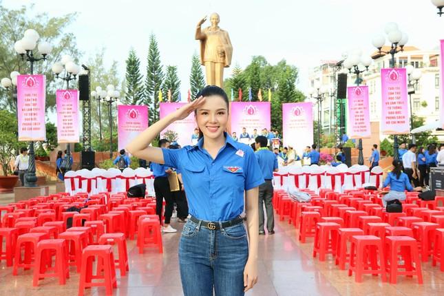 Hoa khôi Huỳnh Thúy Vi: Đoàn là chân lý sống của tôi ảnh 1