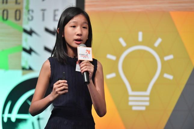 Cô bé CEO 15 tuổi nổi tiếng nhờ ứng dụng học ngôn ngữ trực tuyến ảnh 3