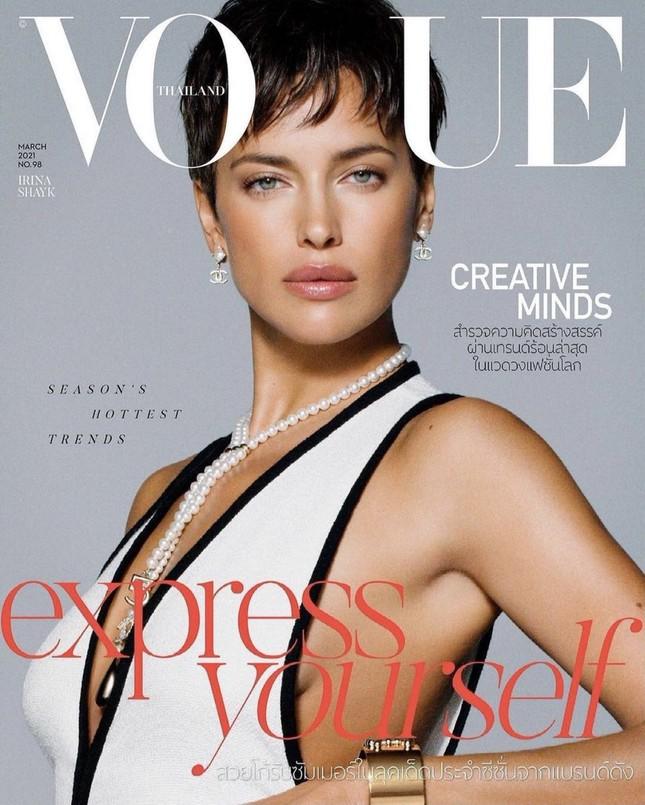 Mê đắm sắc vóc đỉnh cao của siêu mẫu Nga Irina Shayk ảnh 8