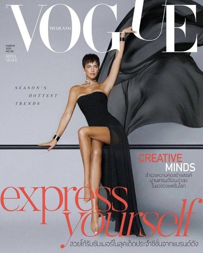 Mê đắm sắc vóc đỉnh cao của siêu mẫu Nga Irina Shayk ảnh 7
