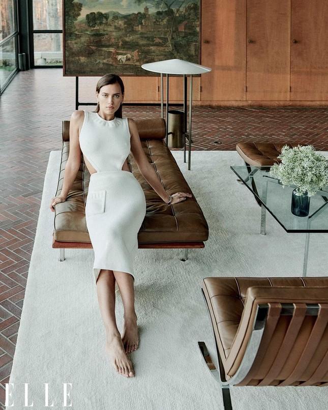 Mê đắm sắc vóc đỉnh cao của siêu mẫu Nga Irina Shayk ảnh 6