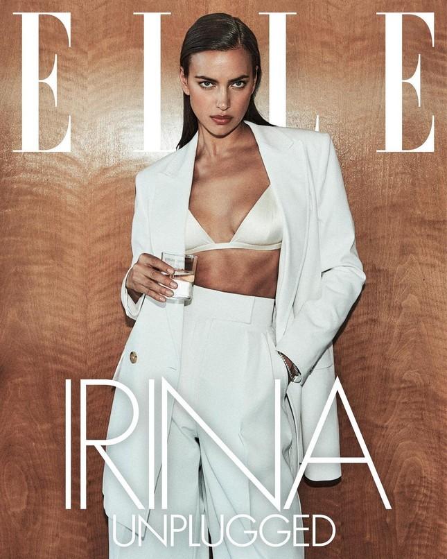 Mê đắm sắc vóc đỉnh cao của siêu mẫu Nga Irina Shayk ảnh 1