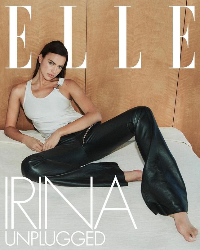 Mê đắm sắc vóc đỉnh cao của siêu mẫu Nga Irina Shayk ảnh 2