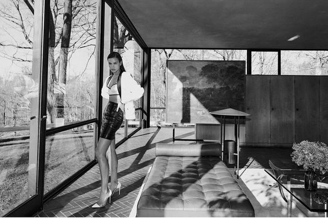 Mê đắm sắc vóc đỉnh cao của siêu mẫu Nga Irina Shayk ảnh 5