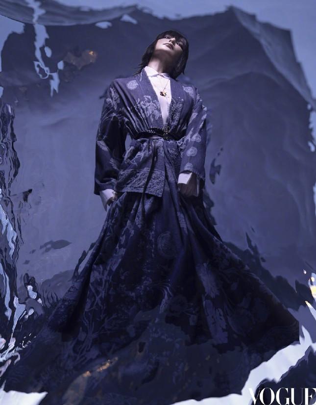 Lý Băng Băng tái ngộ 'Công Tôn Sách' giàu có, đẹp trai nhất Cbiz ảnh 14
