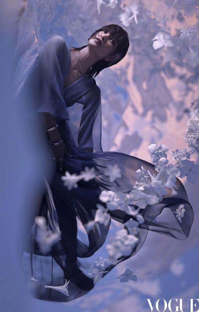 Lý Băng Băng tái ngộ 'Công Tôn Sách' giàu có, đẹp trai nhất Cbiz ảnh 11
