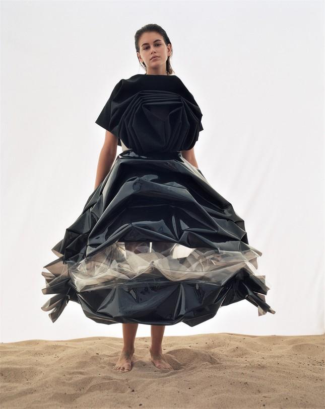 Con gái 10X của siêu mẫu huyền thoại Cindy Crawford xinh tựa nàng thơ ảnh 15