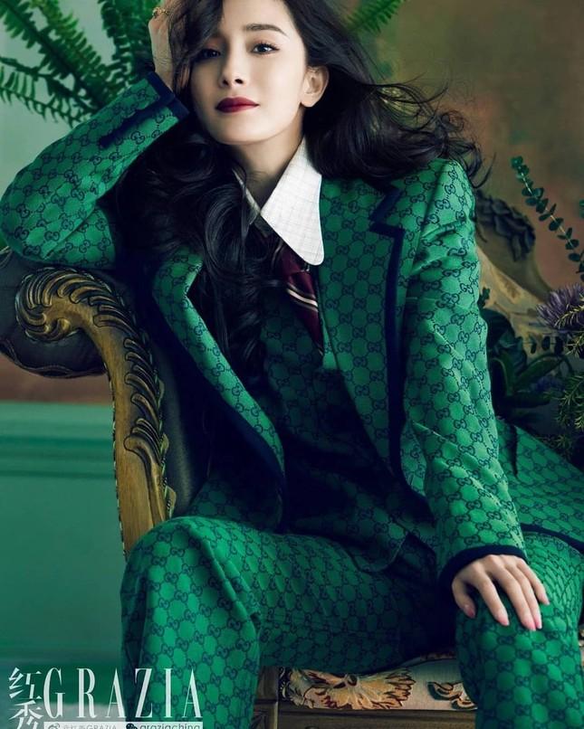 Dương Mịch quá đẹp với nhan sắc nữ thần, tiết lộ năm xưa không một ai theo đuổi ảnh 9