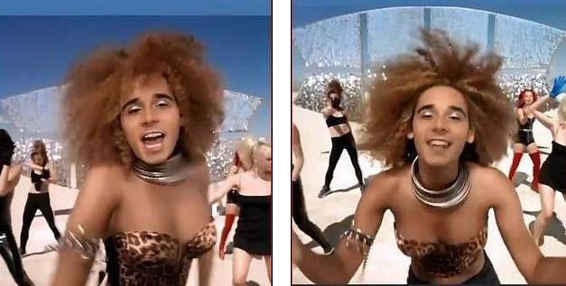 Cười ngất clip cậu cả nhà Becks hóa thân thành mẹ Vic và Spice Girls ảnh 3
