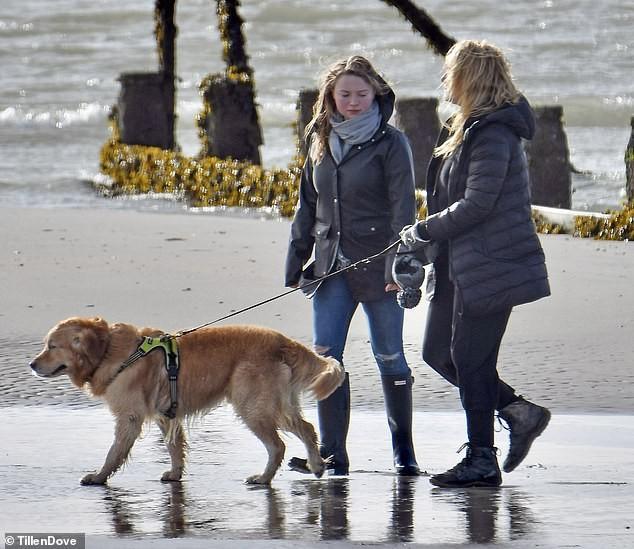 Người đẹp phim 'Titanic' Kate Winslet hiếm hoi xuất hiện cùng con gái 20 tuổi ảnh 1