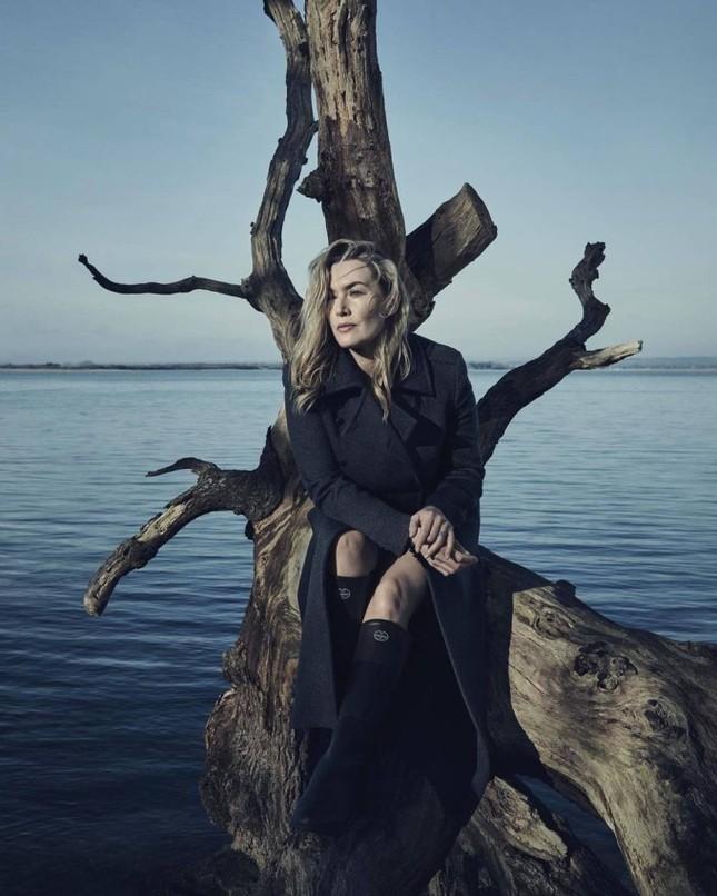 Người đẹp phim 'Titanic' Kate Winslet hiếm hoi xuất hiện cùng con gái 20 tuổi ảnh 10
