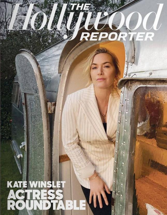 Người đẹp phim 'Titanic' Kate Winslet hiếm hoi xuất hiện cùng con gái 20 tuổi ảnh 9