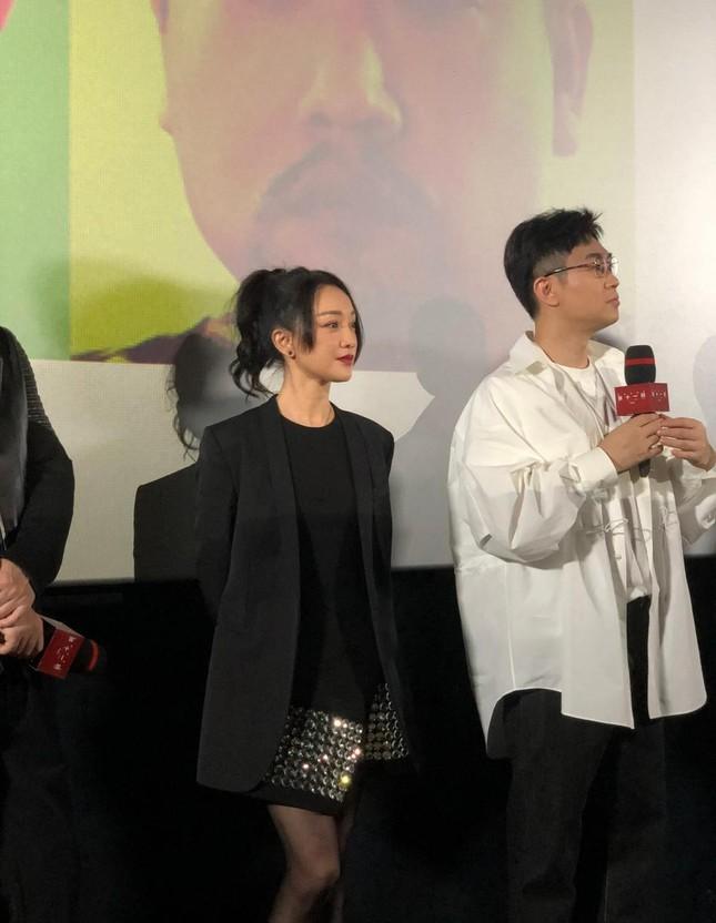 Mỹ nhân độc thân Châu Tấn U50 rạng ngời sau ly hôn ảnh 5
