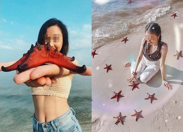 Dân mạng chỉ trích mạnh mẽ việc 'sống ảo' khiến sao biển chết khô ảnh 4