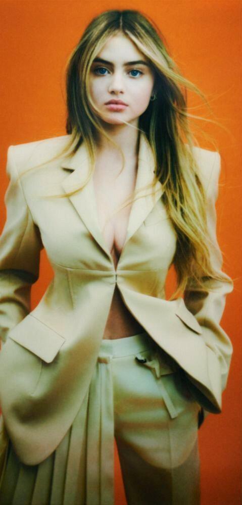 Con gái 16 tuổi của siêu mẫu Heidi Klum xinh như búp bê trong ảnh bìa solo đầu tiên ảnh 3