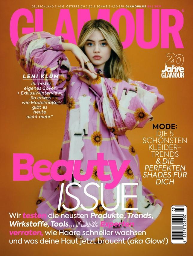 Con gái 16 tuổi của siêu mẫu Heidi Klum xinh như búp bê trong ảnh bìa solo đầu tiên ảnh 1