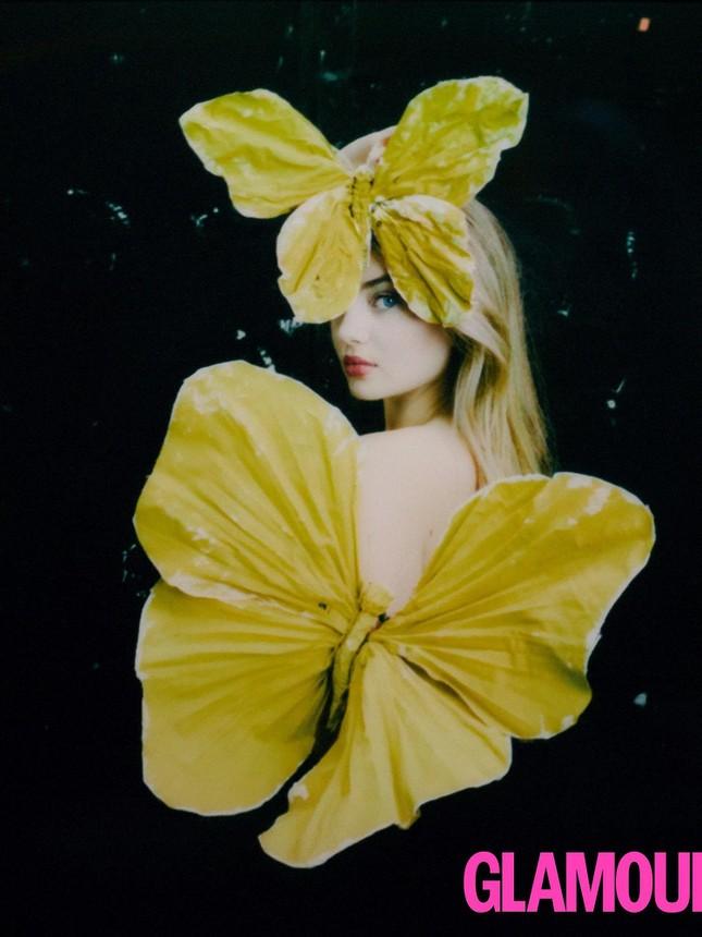 Con gái 16 tuổi của siêu mẫu Heidi Klum xinh như búp bê trong ảnh bìa solo đầu tiên ảnh 4