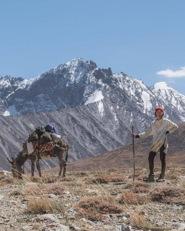 Du lịch một mình từ 18 tuổi, cô gái 'phượt' tới hơn 40 nước và tìm được ý nghĩa cuộc đời ảnh 4