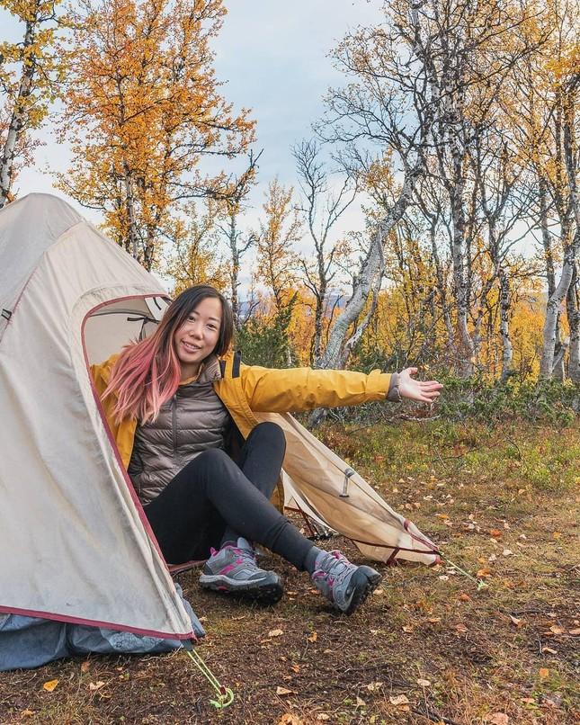 Du lịch một mình từ 18 tuổi, cô gái 'phượt' tới hơn 40 nước và tìm được ý nghĩa cuộc đời ảnh 3