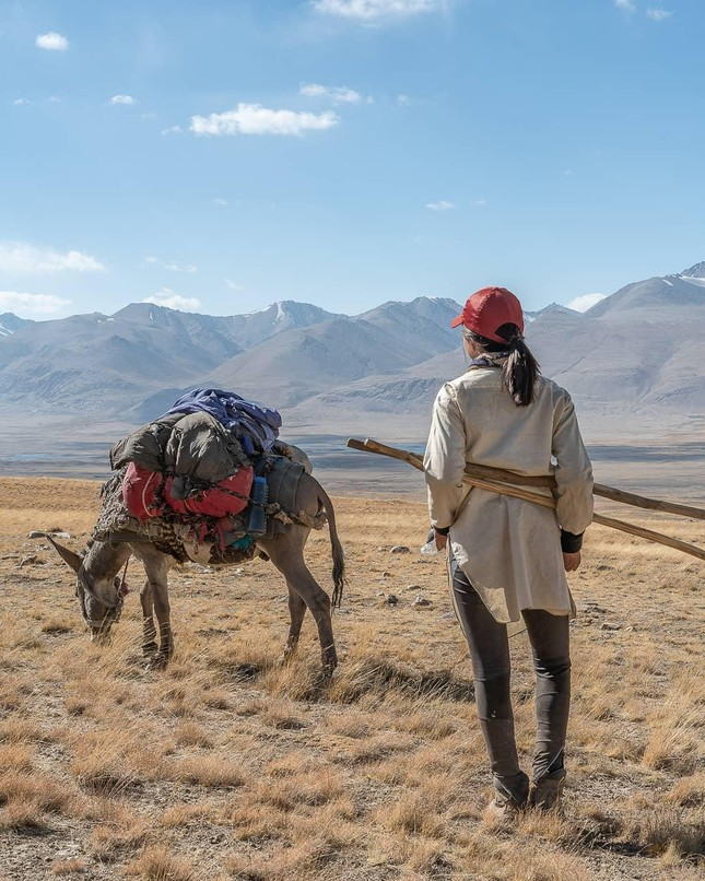 Du lịch một mình từ 18 tuổi, cô gái 'phượt' tới hơn 40 nước và tìm được ý nghĩa cuộc đời ảnh 5