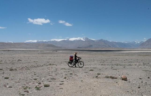 Du lịch một mình từ 18 tuổi, cô gái 'phượt' tới hơn 40 nước và tìm được ý nghĩa cuộc đời ảnh 8