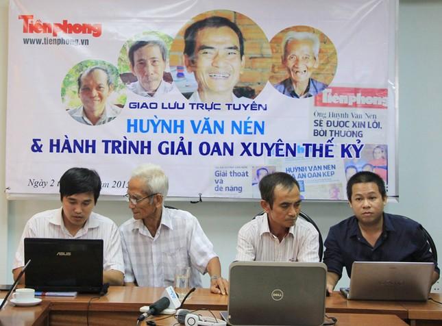 Giao lưu trực tuyến: 'Huỳnh Văn Nén – Hành trình giải oan xuyên thế kỷ' ảnh 28