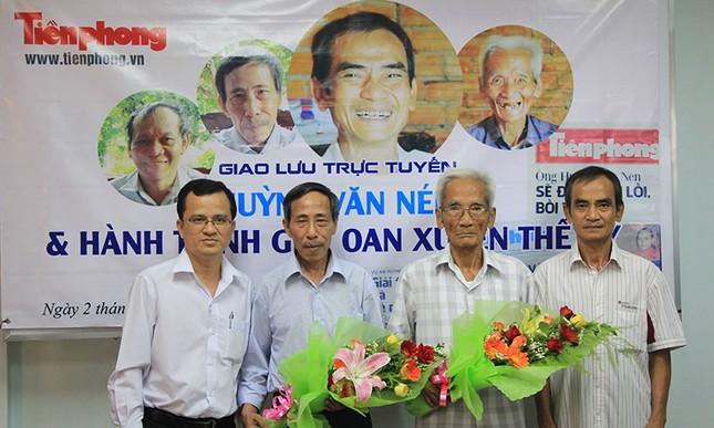 Giao lưu trực tuyến: 'Huỳnh Văn Nén – Hành trình giải oan xuyên thế kỷ' ảnh 6