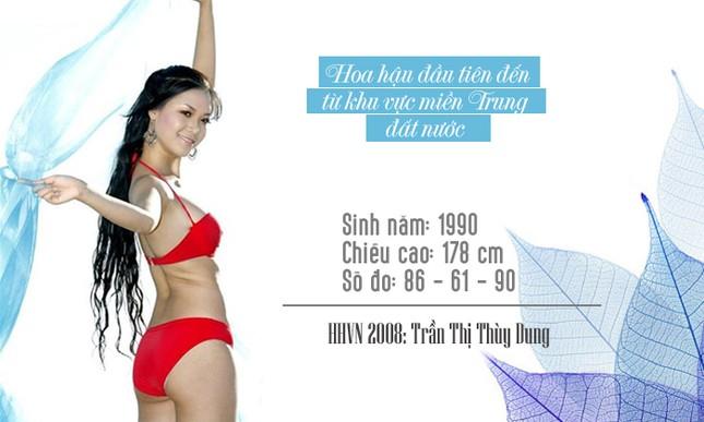Những hoa hậu gợi cảm với bikini ảnh 3