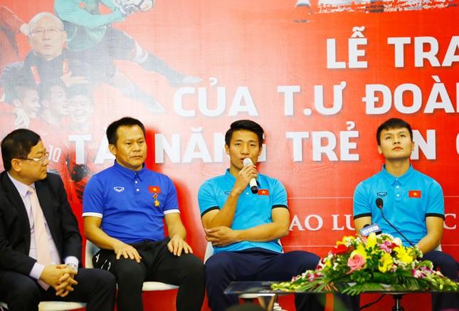 U23 Việt Nam: 'Không quản mưa tuyết, cứ ra sân là 'chiến' thôi' ảnh 30