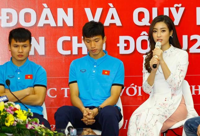 U23 Việt Nam: 'Không quản mưa tuyết, cứ ra sân là 'chiến' thôi' ảnh 24