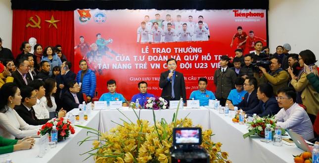 U23 Việt Nam: 'Không quản mưa tuyết, cứ ra sân là 'chiến' thôi' ảnh 31