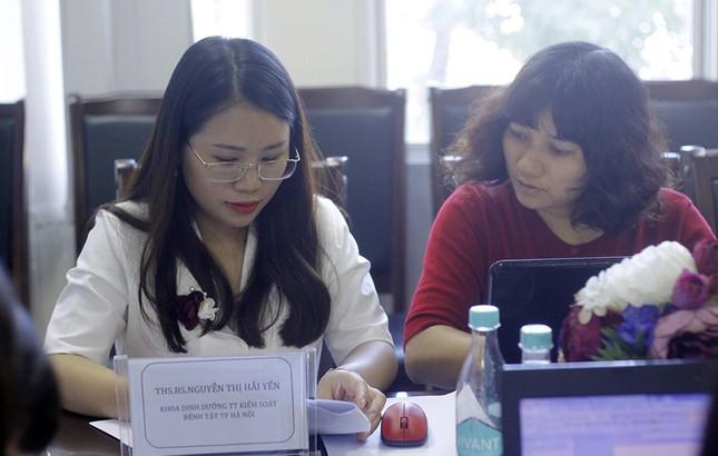 Giao lưu trực tuyến: Dinh dưỡng hợp lý vì sức khỏe người Việt ảnh 1