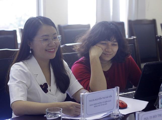 Giao lưu trực tuyến: Dinh dưỡng hợp lý vì sức khỏe người Việt ảnh 3