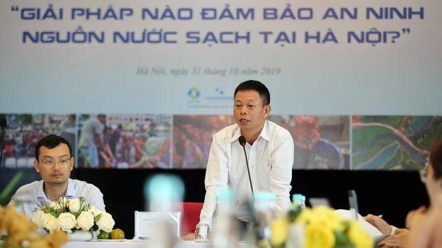 Tọa đàm: 'Giải pháp nào đảm bảo an ninh nguồn nước sạch tại Hà Nội?' ảnh 1