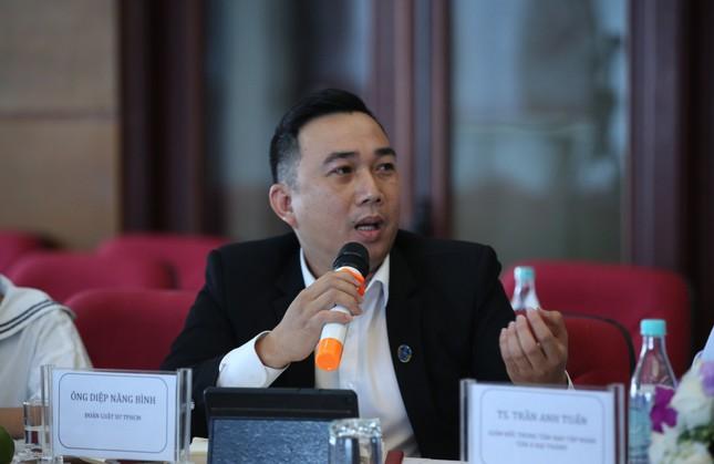 Tọa đàm: 'Giải pháp nào đảm bảo an ninh nguồn nước sạch tại Hà Nội?' ảnh 6