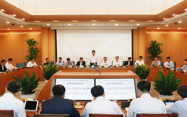 Hà Nội xác định thời điểm chuyển 4 huyện thành quận ảnh 1