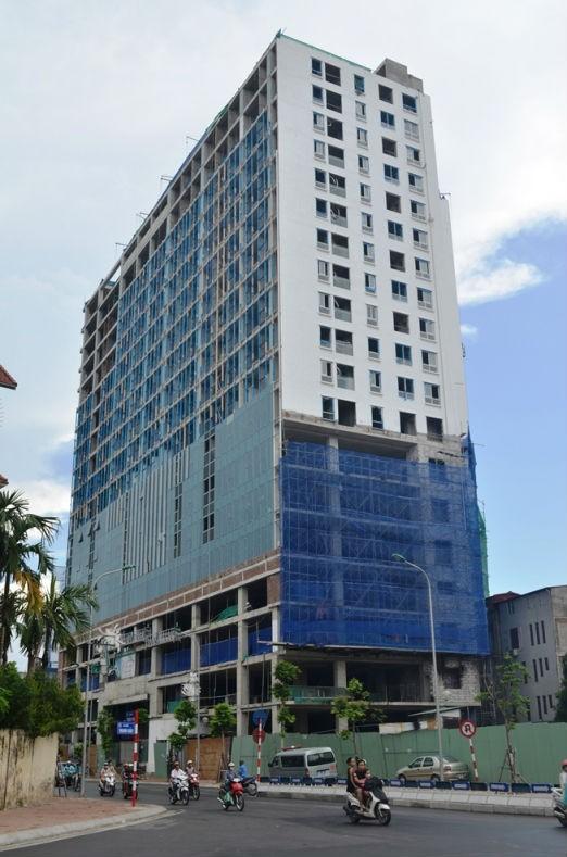 Người mua nhà 8B Lê Trực gửi kiến nghị đến tân Bí thư Thành ủy Hà Nội ảnh 2
