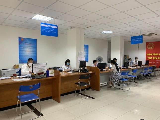 Hà Nội: Hồ sơ quyết toán thuế online tăng mạnh do dịch COVID-19 ảnh 1