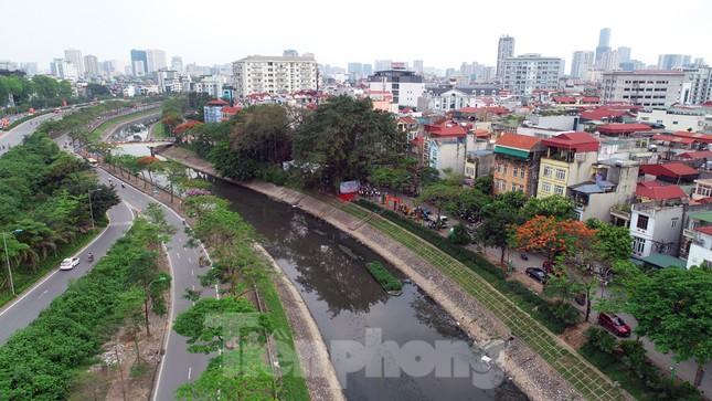 Xây dựng đường ống dài 50km gom nước thải, hồi sinh sông Tô Lịch ảnh 1
