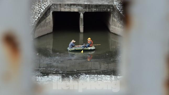 Xây dựng đường ống dài 50km gom nước thải, hồi sinh sông Tô Lịch ảnh 5