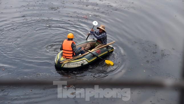 Xây dựng đường ống dài 50km gom nước thải, hồi sinh sông Tô Lịch ảnh 9