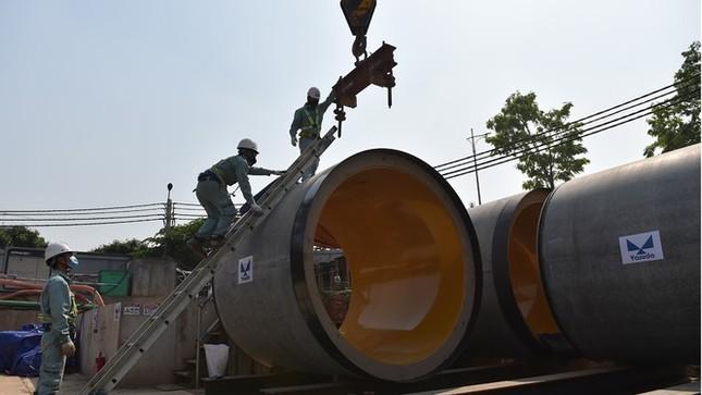 Đường ống 50 km thu gom nước thải kỳ vọng hồi sinh sông Tô Lịch dùng công nghệ gì? ảnh 3