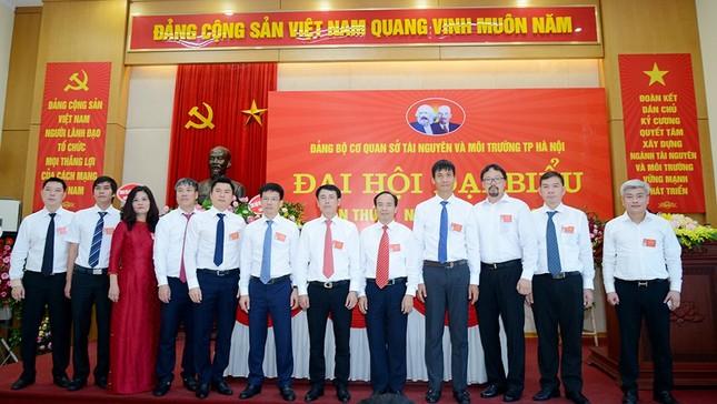 Đại hội Đảng bộ Sở KH&ĐT và Sở TM&MT: Hai Giám đốc Sở được bầu làm Bí thư Đảng ủy ảnh 2