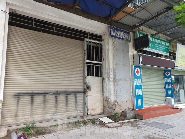 Tận thấy cảnh hoang tàn các khu nhà tái định cư ở Hà Nội ảnh 9