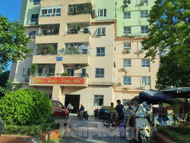 Tận thấy cảnh hoang tàn các khu nhà tái định cư ở Hà Nội ảnh 14