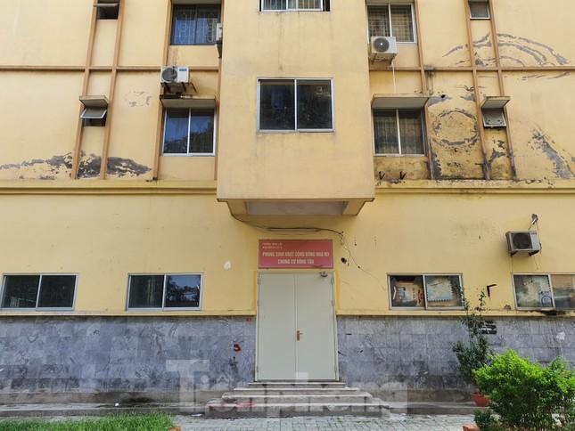 Tận thấy cảnh hoang tàn các khu nhà tái định cư ở Hà Nội ảnh 16
