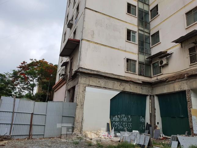 Tận thấy cảnh hoang tàn các khu nhà tái định cư ở Hà Nội ảnh 3