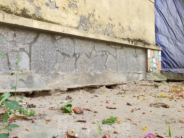 Tận thấy cảnh hoang tàn các khu nhà tái định cư ở Hà Nội ảnh 19